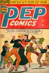 Cover for Pep Comics (H. John Edwards, 1951 series) #13