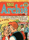 Cover for Archie Comics (H. John Edwards, 1950 ? series) #56