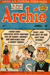 Cover for Archie Comics (H. John Edwards, 1950 ? series) #22