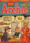 Cover for Archie Comics (H. John Edwards, 1950 ? series) #29