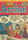 Cover for Archie Comics (H. John Edwards, 1950 ? series) #33