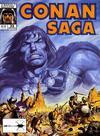 Cover Thumbnail for Conan Saga (1987 series) #33 [Direct]