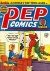 Cover for Pep Comics (H. John Edwards, 1951 series) #14