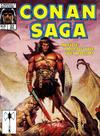 Cover Thumbnail for Conan Saga (1987 series) #37 [Direct Market Edition]