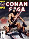 Cover Thumbnail for Conan Saga (1987 series) #45 [Direct Market Edition]