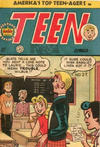 Cover for Teen Comics (H. John Edwards, 1950 ? series) #27