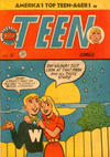 Cover for Teen Comics (H. John Edwards, 1950 ? series) #4