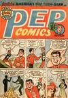 Cover for Pep Comics (H. John Edwards, 1951 series) #62