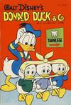 Cover for Donald Duck & Co (Hjemmet / Egmont, 1948 series) #17/1961