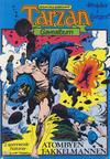 Cover for Tarzan album (Atlantic Forlag, 1977 series) #[2/1982] - Tarzan gavealbum