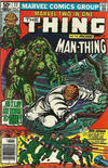 Cover Thumbnail for Marvel Two-in-One (1974 series) #77 [Newsstand]