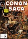 Cover Thumbnail for Conan Saga (1987 series) #53 [Direct Market Edition]