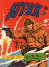 Cover for Attack (Horwitz, 1958 ? series) #12