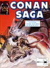 Cover Thumbnail for Conan Saga (1987 series) #65 [Direct Market Edition]