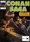 Cover Thumbnail for Conan Saga (1987 series) #66 [Direct Market Edition]