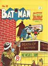 Cover for Batman (K. G. Murray, 1950 series) #32