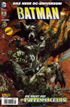 Cover for Batman (Panini Deutschland, 2012 series) #2 (67)