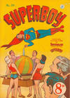 Cover for Superboy (K. G. Murray, 1949 series) #34