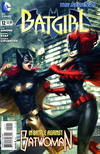 Cover for Batgirl (DC, 2011 series) #12