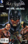 Cover for Batman: Arkham Unhinged (DC, 2012 series) #5