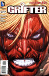 Cover for Grifter (DC, 2011 series) #12