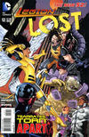 Cover for Legion Lost (DC, 2011 series) #12