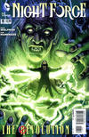 Cover for Night Force (DC, 2012 series) #6