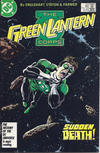 Cover for The Green Lantern Corps (DC, 1986 series) #212 [Direct]