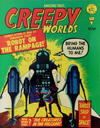Cover for Creepy Worlds (Alan Class, 1962 series) #148