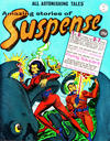 Cover for Amazing Stories of Suspense (Alan Class, 1963 series) #207