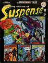 Cover for Amazing Stories of Suspense (Alan Class, 1963 series) #86