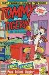 Cover for Tommy og Tigern (Bladkompaniet / Schibsted, 1989 series) #5/1992