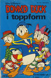 Cover Thumbnail for Donald Pocket (1968 series) #4 - Donald Duck i toppform [2. opplag]