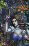 Cover for The Legend of Oz: The Wicked West (Big Dog Ink, 2011 series) #5