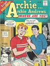 Cover for Archie... Archie Andrews Where Are You? Comics Digest Magazine (Archie, 1977 series) #94 [Direct]