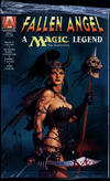 Cover for Legend of the Fallen Angel on the World of Magic: The Gathering (Acclaim / Valiant, 1996 series)