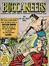 Cover for Buccaneers (T. V. Boardman, 1951 series) #4