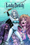Cover Thumbnail for Lady Death Origins: Cursed (2012 series) #1 [Faded Memories variant]