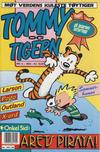 Cover for Tommy og Tigern (Bladkompaniet / Schibsted, 1989 series) #6/1992