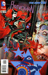 Cover for Batwoman (DC, 2011 series) #12