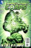 Cover for Green Lantern Corps (DC, 2011 series) #12