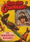 Cover for Phantom Commando (Horwitz, 1959 series) #16