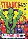 Cover for Strange Tales (Horwitz, 1963 series) #4