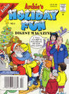 Cover Thumbnail for Archie's Holiday Fun Digest (1997 series) #4 [Newsstand]