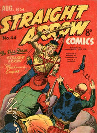 Cover Thumbnail for Straight Arrow Comics (Magazine Management, 1950 series) #44
