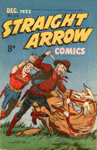 Cover Thumbnail for Straight Arrow Comics (Magazine Management, 1950 series) #36