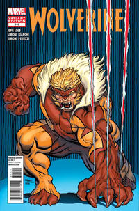 Cover Thumbnail for Wolverine (Marvel, 2010 series) #310 [McGuinness Variant]