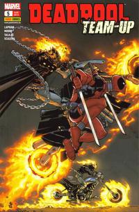 Cover Thumbnail for Deadpool Sonderband (Panini Deutschland, 2011 series) #5 - Deadpool Team-Up 1