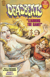 Cover Thumbnail for Deadbeats (Claypool Comics, 1996 series) #2 - Learning the Game