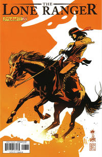 Cover Thumbnail for The Lone Ranger (Dynamite Entertainment, 2012 series) #8